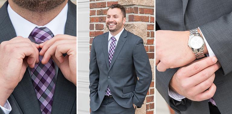Denver men's suit