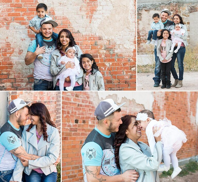 Cheyenne Family Portrait Session by Riveted Photography