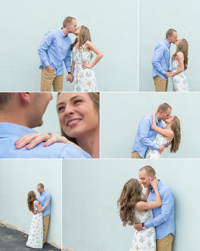 Engagement Session by Riveted Photography